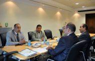 لقاء خاص بالنائب الدكتور فتحى ندا نقيب الرياضيين فى المنظمة العربية للتنمية الادارية